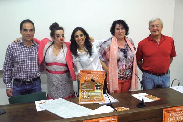 Teatro para octubre en Bearin, Abárzuza y Muez