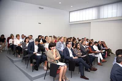 Empresarios y agentes económicos y sociales atendieron la presentación del Plan en el CTEL.