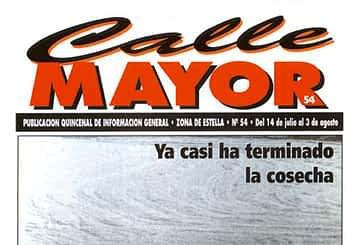 CALLE MAYOR 054 - YA CASI HA TERMINADO LA COSECHA