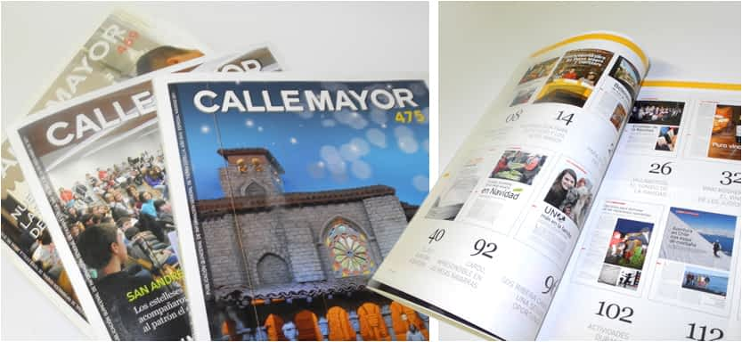 Revistas Calle Mayor