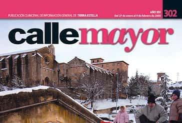 CALLE MAYOR 302 - TEMPORAL DE NIEVE EN TODOS NUESTROS PUEBLOS