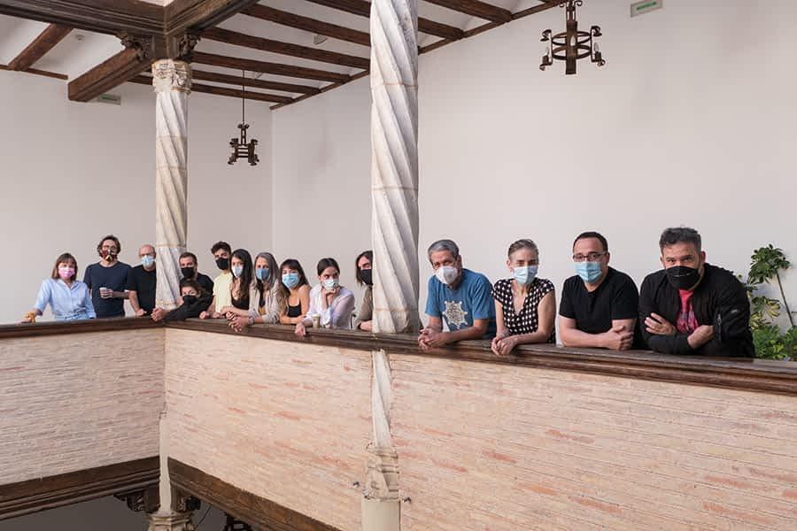 El Aula de Teatro Miguel Munárriz, punto de encuentro de la escena navarra