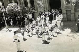 Grupo de txistularis Padre Hilario Olazarán