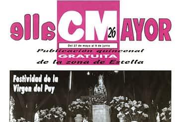 CALLE MAYOR 026 - FESTIVIDAD DE LA VIRGEN DEL PUY