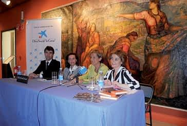La Obra Social La Caixa apoya con 10.000 euros la actividad  del Gustavo de Maeztu