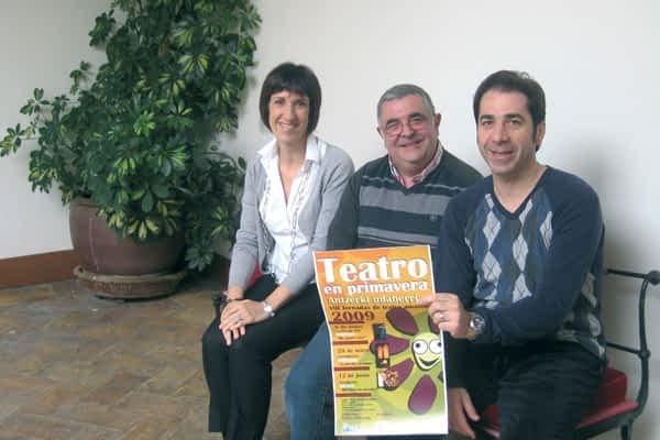 Veladas de teatro los viernes en Estella