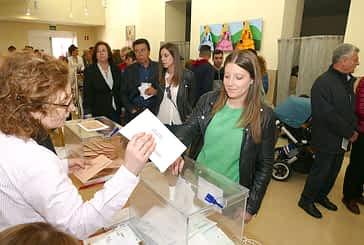 Navarra Suma, la fuerza más votada en Estella