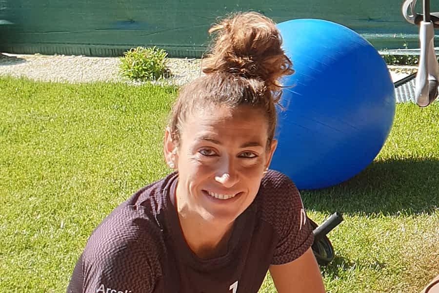 """Mariola Urabayen – """"Me estoy preparando para el Mundial de Duatlón que se celebrará en Holanda"""""""