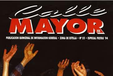 CALLE MAYOR 055 - ESPECIAL FIESTAS DE ESTELLA 1994