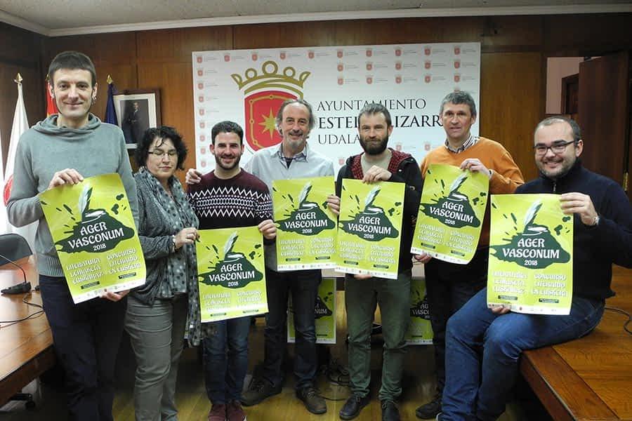 Convocado el II concurso literario 'Ager Vasconum'