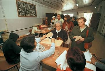 Formación de las mesas electorales para el 22 de mayo