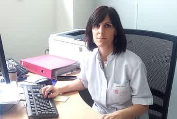 """Virginia Gárriz Martínez, enfermera y jefa de la Unidad de Enfermería de Urgencias y UCI - """"Es destacable que profesionales de diferentes servicios hayan trabajado juntos"""""""