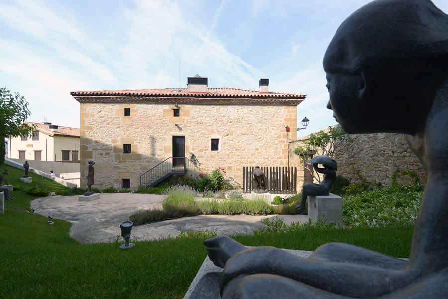 Inaugurada oficialmente la casa museo Centro Lenaerts en Irurre