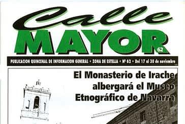 CALLE MAYOR 062 - EL MONASTERIO DE IRACHE ALBERGARÁ EL MUSEO ETNOGRÁFICO DE NAVARRA