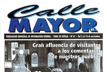 CALLE MAYOR 061 - GRAN AFLUENCIA DE VISITANTES A LOS CEMENTERIOS DE NUESTROS PUEBLOS