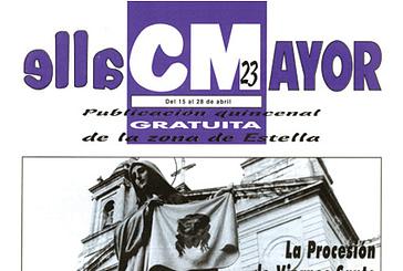 CALLE MAYOR 023 - LA PROCESIÓN DE VIERNES SANTO