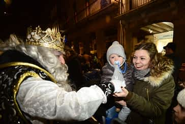 La cabalgata de Reyes tendrá este año pregonera