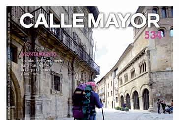 CALLE MAYOR 534 - ECHA A ANDAR LA TEMPORADA ALTA DEL PEREGRINAJE