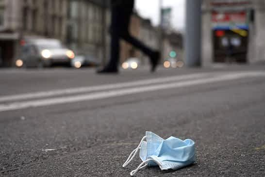 ¿Qué decisión personal ha tomado en el uso de la mascarilla en la calle?