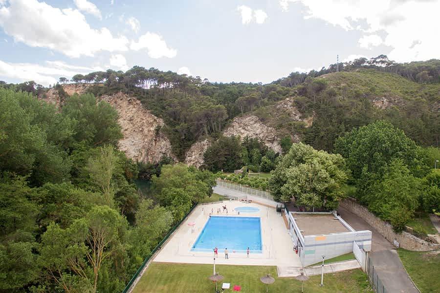 Las piscinas del Agua Salada serán las únicas que abrirán en Estella