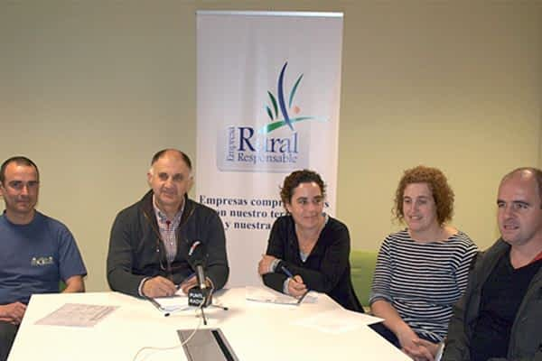 Teder fomenta la Empresa Rural Responsable