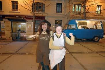 Dos paradas para calentar las manos en la Baja Navarra
