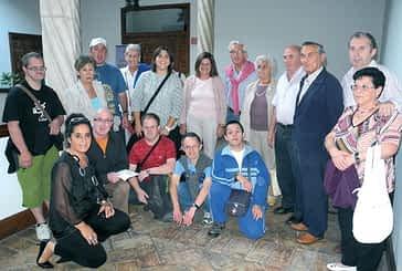 Una exposición conmemora el 50 aniversario de Anfas