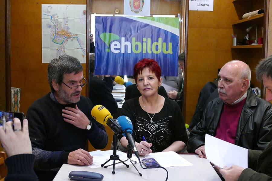 EH Bildu solicita un informe de responsabilidades penales por Oncineda