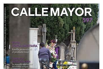 CALLE MAYOR 597 - TODOS LOS SANTOS - LA TRADICIÓN REGRESÓ A LOS CEMENTERIOS