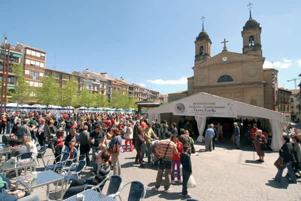 La gastronomía de Tierra Estella reunió a más de 2.000 personas