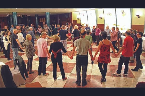 Iniciativa del Taller de Danza Popular