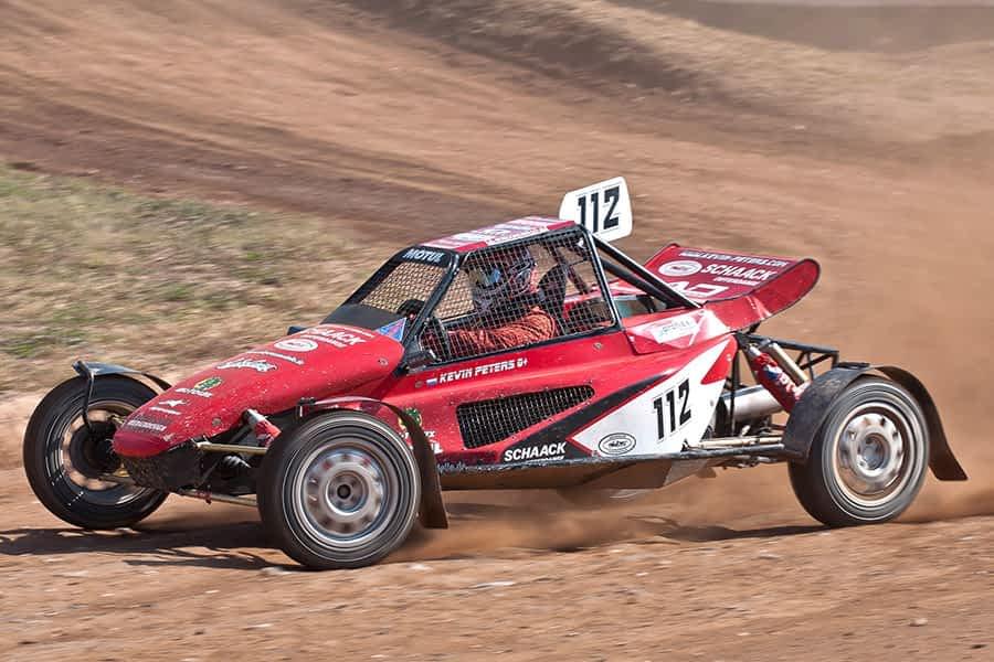 Nueva prueba de autocross en Eulz