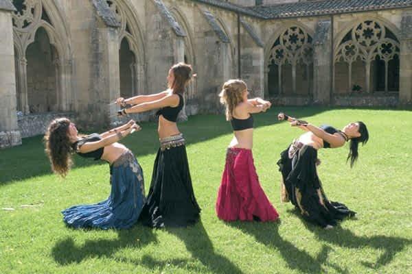 Festival de danzas orientales