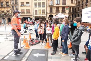 La sensibilización medioambiental sustituyó al tráfico rodado en la Inmaculada