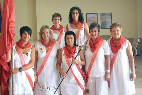 La Corporación femenina inauguró el Día de la Mujer en Oteiza