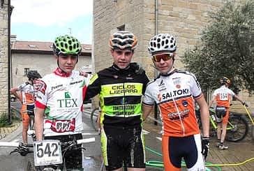 Buenos resultados para Estella en la cuarta prueba del Open de Euskadi