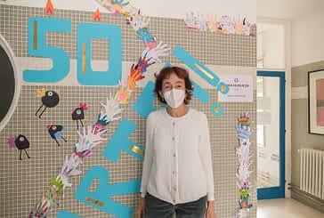"""INMA LOPETEGI GUAL, profesora de Expresión Artística - """"50 años son, probablemente, el comienzo"""""""