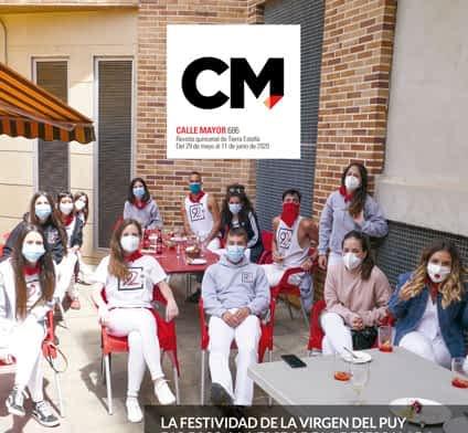 CALLE MAYOR - 686 - LA FESTIVIDAD DE LA VIRGEN DEL PUY DIO PASO A LA FASE 2 DE LA DESESCALADA