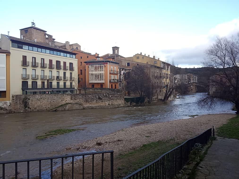 El Ayuntamiento de Estella-Lizarra invita al registro en el sistema de alertas por riada