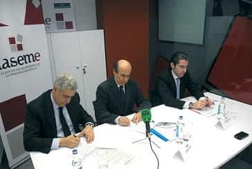 Laseme firma un convenio con la Asociación Navarra  del Transporte (ANET)