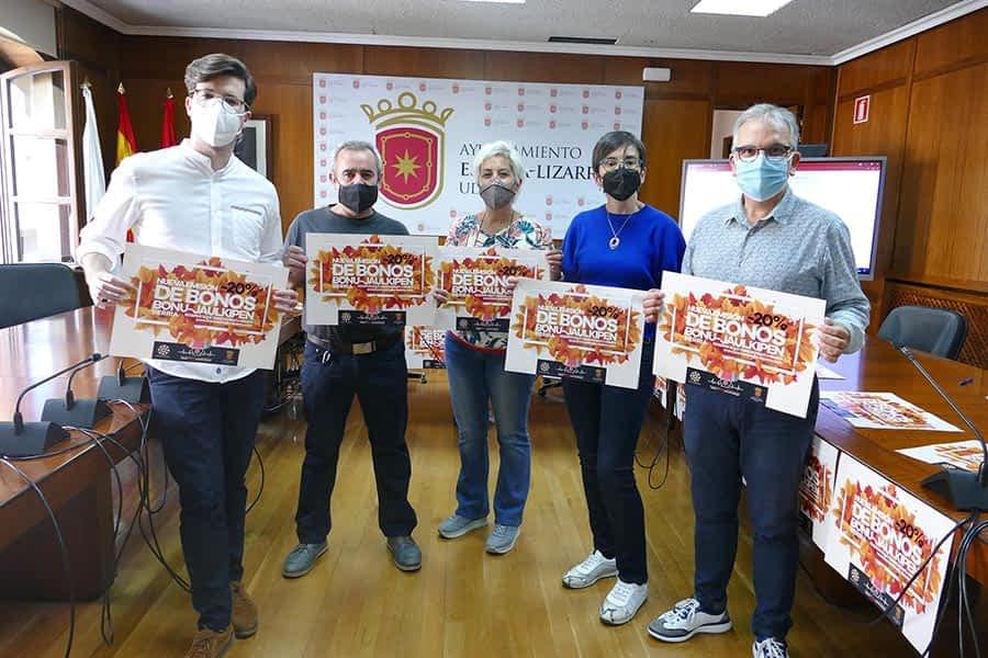 Arranca la cuarta campaña de Bonos Comercio en Estella