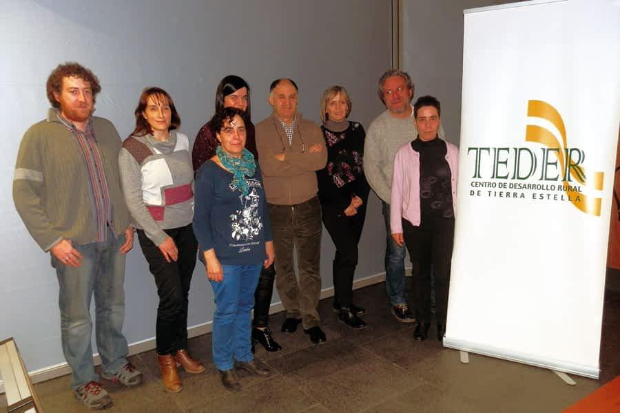 Teder ayudó a la creación de 56 empleos en Tierra Estella