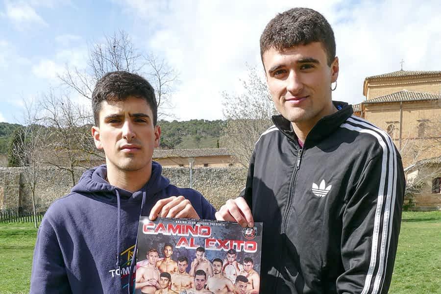 El boxeo de Tierra Estella, 'camino al éxito'