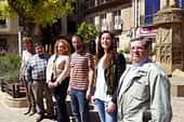 Seis candidatos para gobernar en Estella