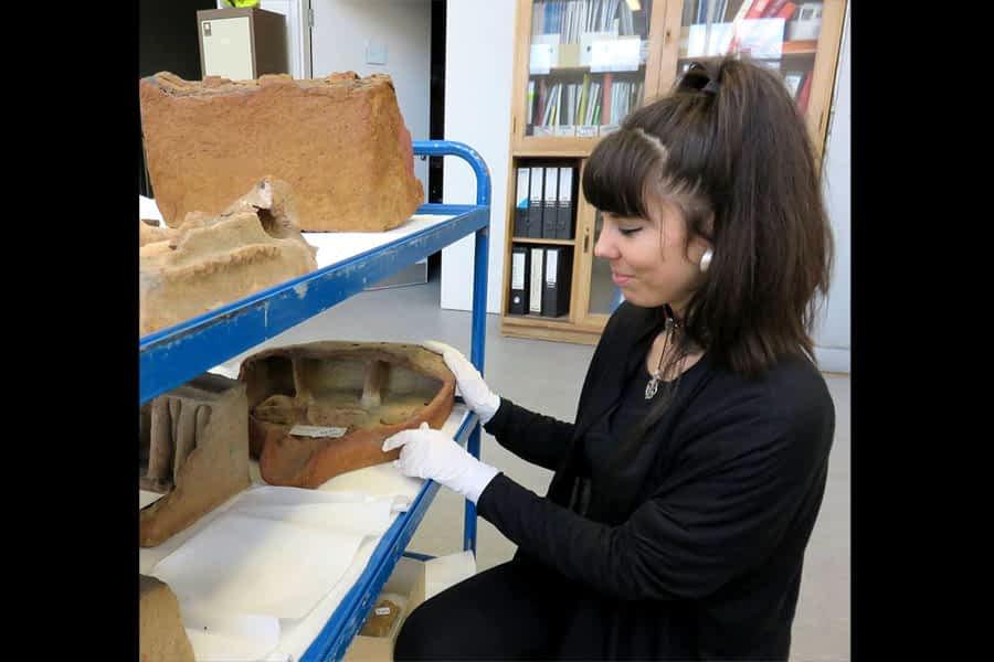 """TIERRA ESTELLA GLOBAL – Marisol Solchaga Echeverría-Mánchester/Reino Unido – """"Lo que más me interesa en términos  de investigación es la gente que vivió  en el país del Nilo"""""""