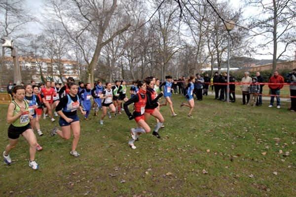 El parque de Los Llanos acoge el 3 de febrero el XI Cross Club Iranzu