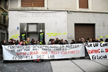 Los trabajadores de Oncineda reivindican un nuevo convenio