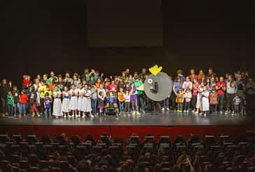 Lizarra Ikastola presentó el Nafarroa Oinez 2020