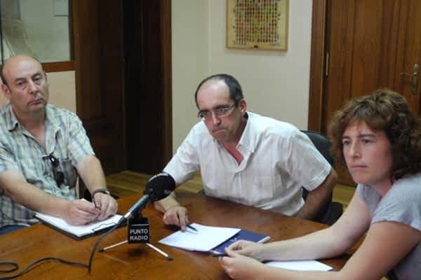 Jesús Martínez (IU) rechaza presidir Participación Ciudadana