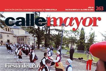 CALLE MAYOR 263 - FIESTA DEL PUY, EN UNA JORNADA DE ELECCIONES